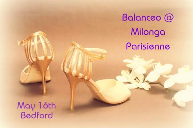 Pop – Up Boutique @ Milonga Parisienne, Bedford, 16th May