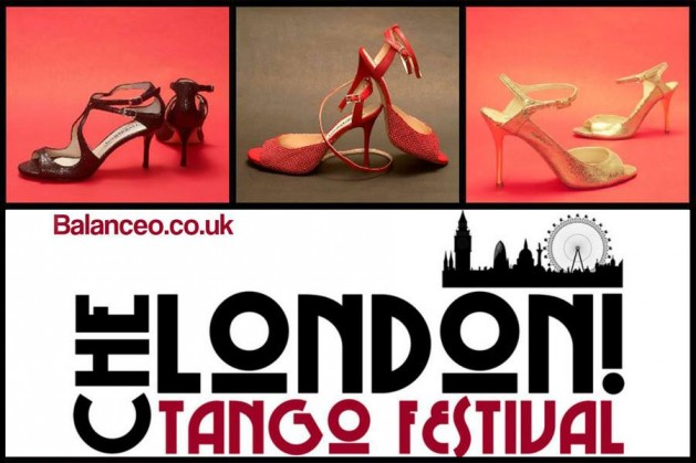Pop –  Up Boutique@ Che London tango festival, 1 – 4th May