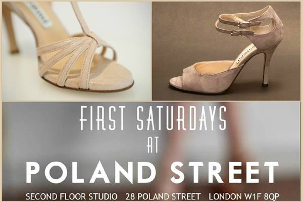 Pop –  Up Boutique@ First Saturday's Poland Street, 2nd May
