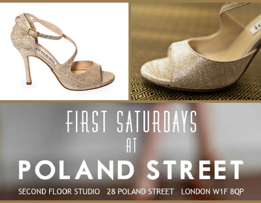 First Saturday's @ Poland Street –  6th June from 2.30pm  – 6.30pm