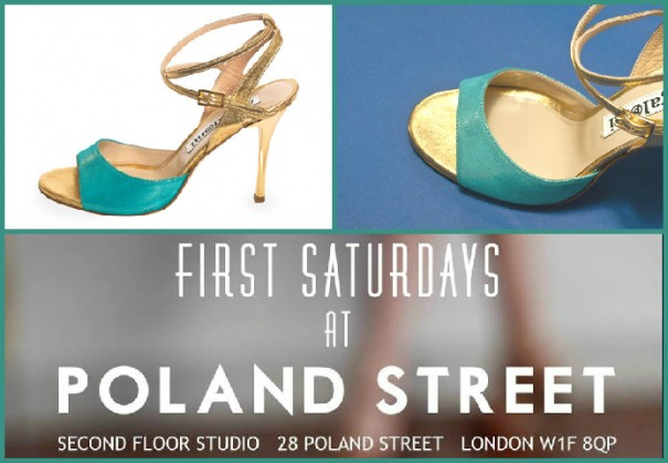 First Saturday's @ Poland Street –  4th July from 2.30pm  – 6.30pm