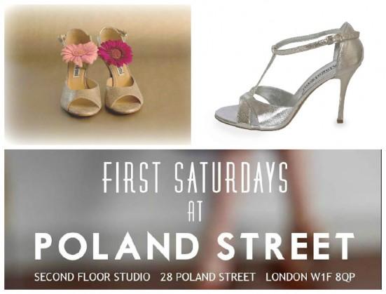 August in Poland Street!! Saturday 1st August