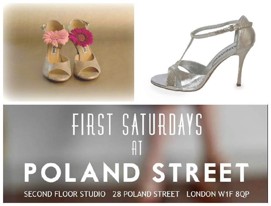 August in Poland Street!! Saturday 1st August