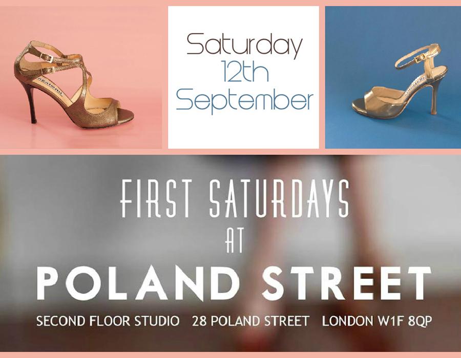 Balanceo@Poland Street 12th September