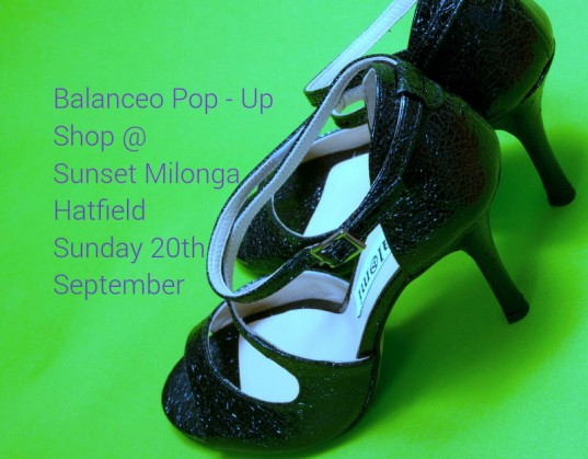 Balanceo @Sunset Milonga  – Hatfield