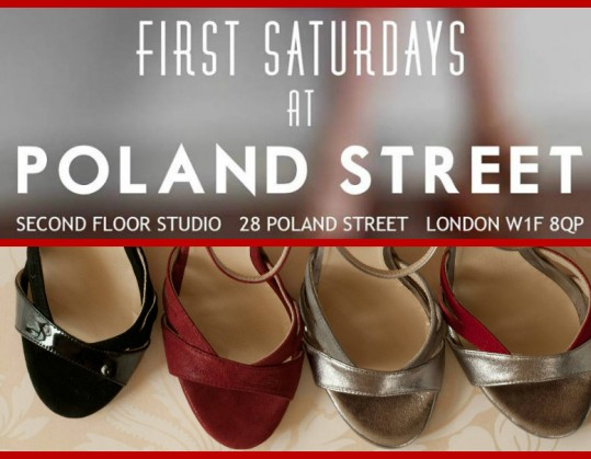 Balanceo -First Saturday's 7th November special