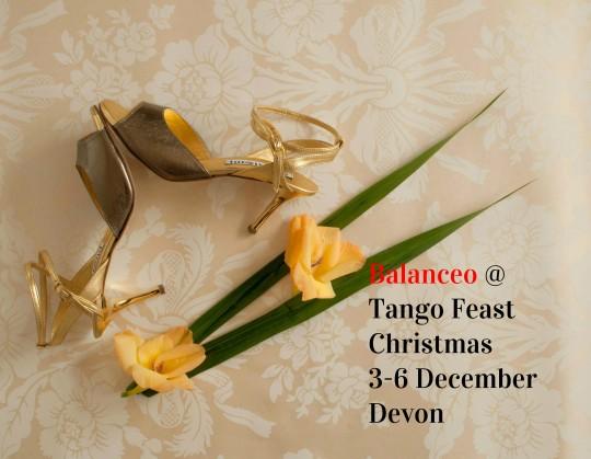 Balanceo @ Tango Feast Christmas