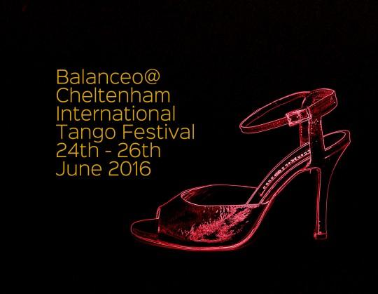 Balanceo@ Cheltenham International Tango Festival 2016