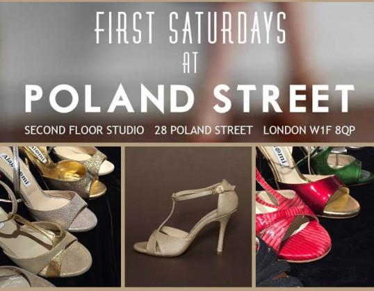 Balanceo@ First Saturday at Poland Street Feb 6th