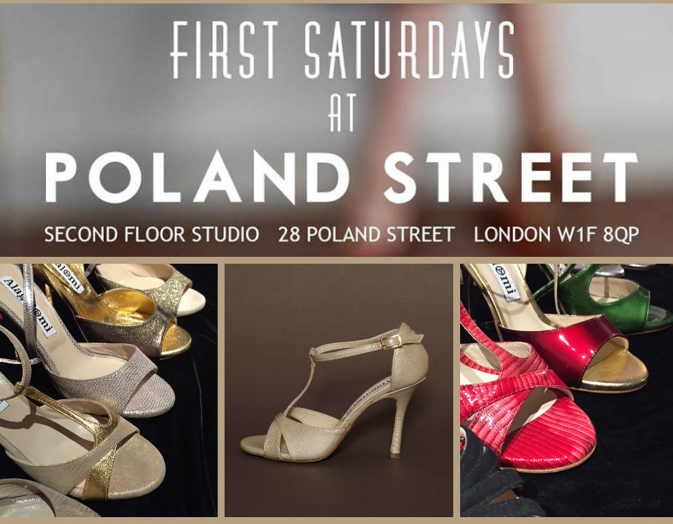 Balanceo@ First Saturday at Poland Street Feb 6th