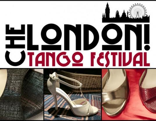 Balanceo @ CHE London  – Tango Festival !!! 29thApril – 2nd May