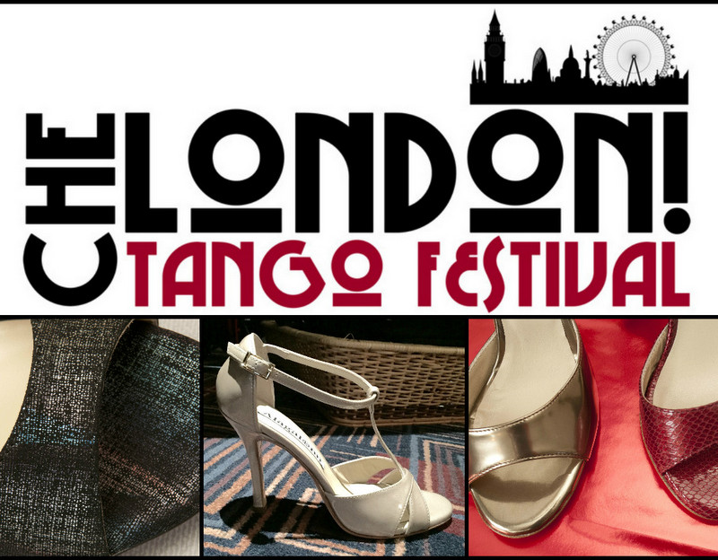 Balanceo @ CHE London  – Tango Festival !!! 29thApril – 2nd May