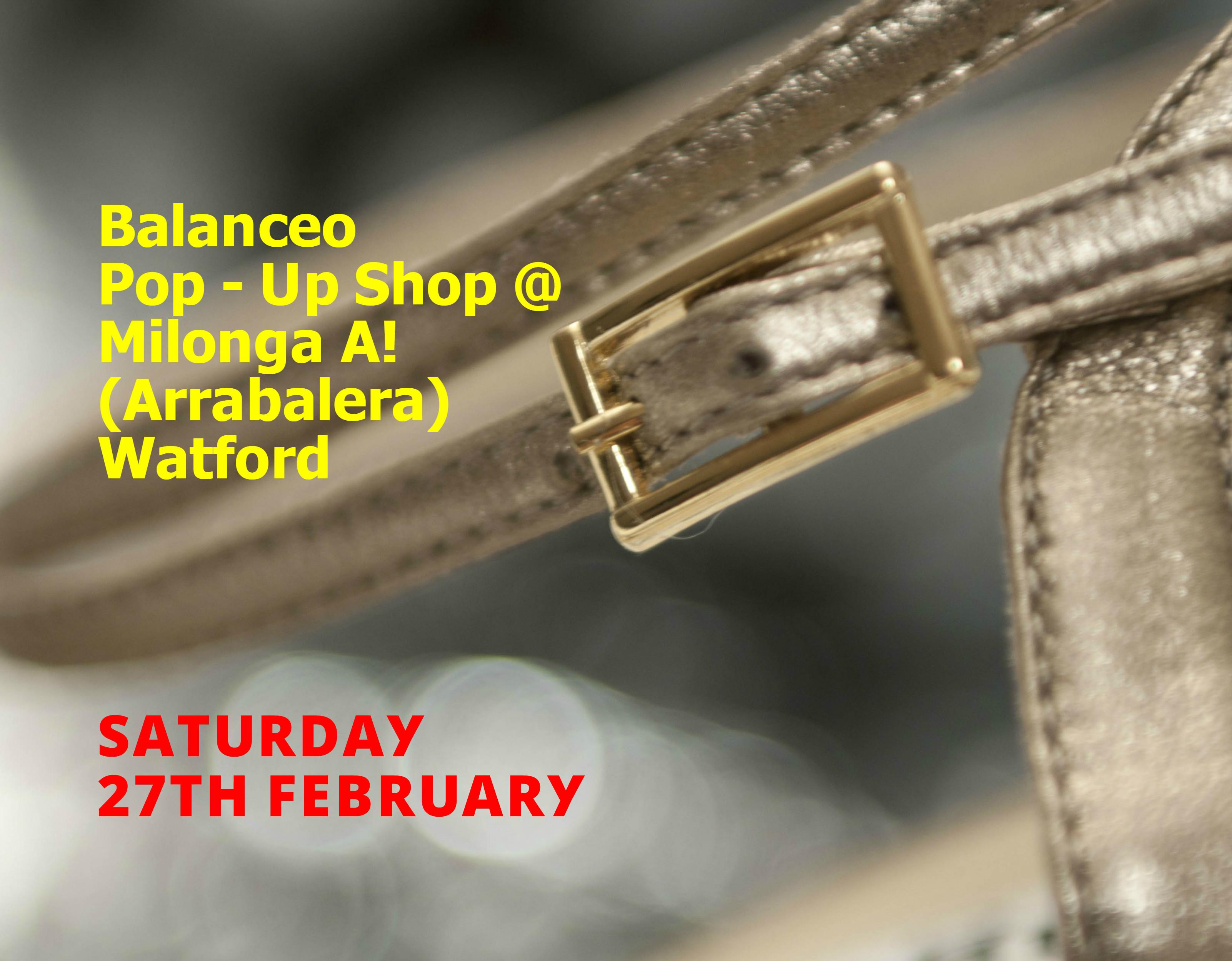 Balanceo @ Milonga A, Watford