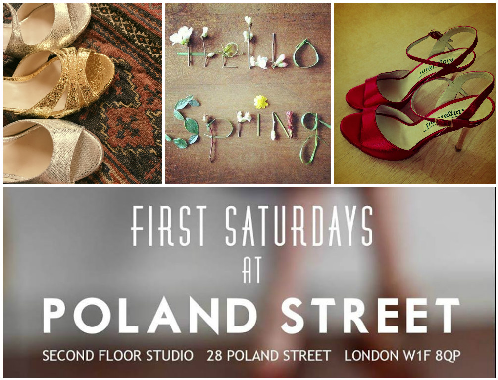 First Saturday Pop – Up Boutique London 2nd April 2016 !!!