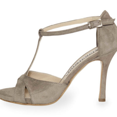 Mariposa All Mink Suede