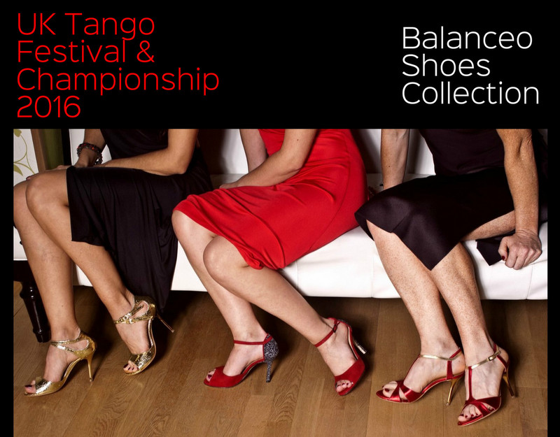 Balanceo@UK Tango Festival & Championship 3rd – 6th June 2016