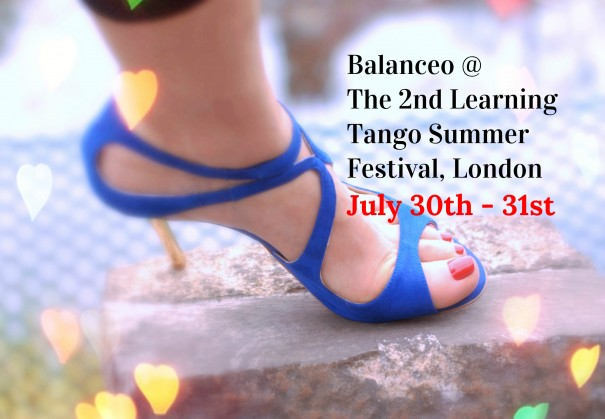 Balanceo @ The 2nd Learning Tango Summer Festival, London July 2016
