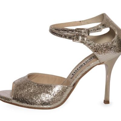 Soho (I upper) Silver Allure Leather