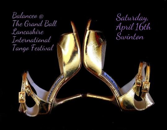Balanceo @ Grand Ball at 2nd Lancashire International Tango Festival