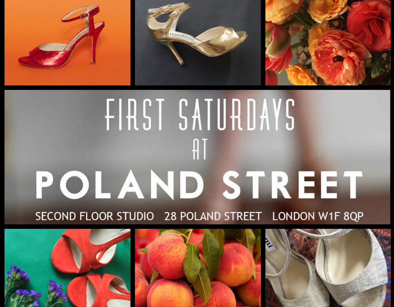 First Saturday's @ Poland Street 7th MAY 2016!!!!