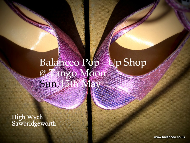 Balanceo @ Tango Moon, Sunday 15th May,High Wych, Sawbridgeworth