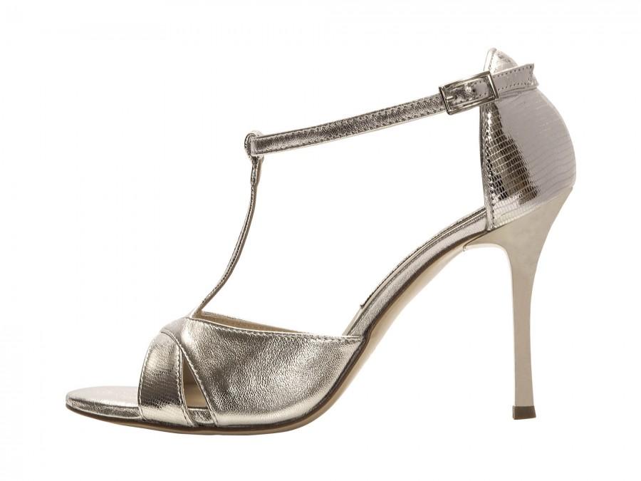 Mariposa Silver Metallic Combination