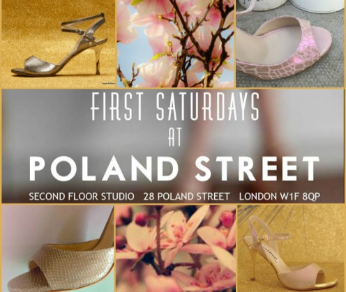 First Saturday Pop – Up Boutique London  4th June 2016