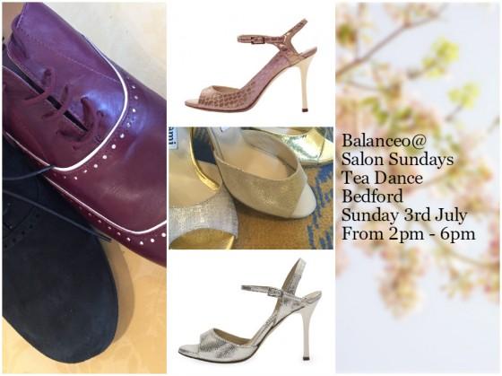 Balanceo@Salon Sundays Tea Dance Bedford, 3rd July