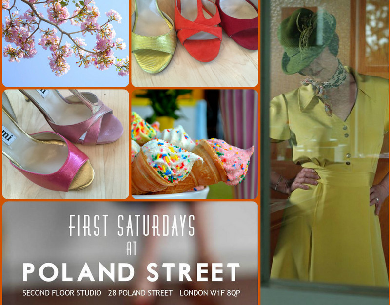 First Saturday Pop – Up Boutique London 2nd July 2016