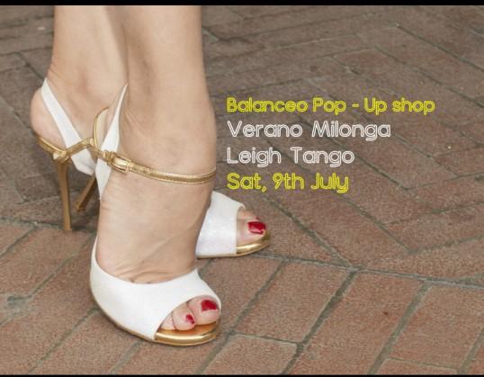 Balanceo@ Leigh Tango, Saturday 9th July  –  Leigh-on-Sea