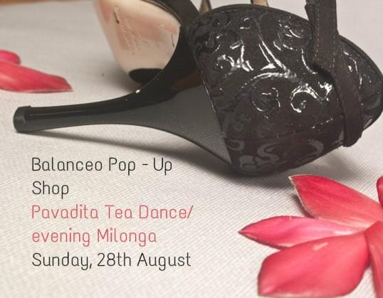 Balanceo @ Pavadita Tea Dance/evening Milonga London W6