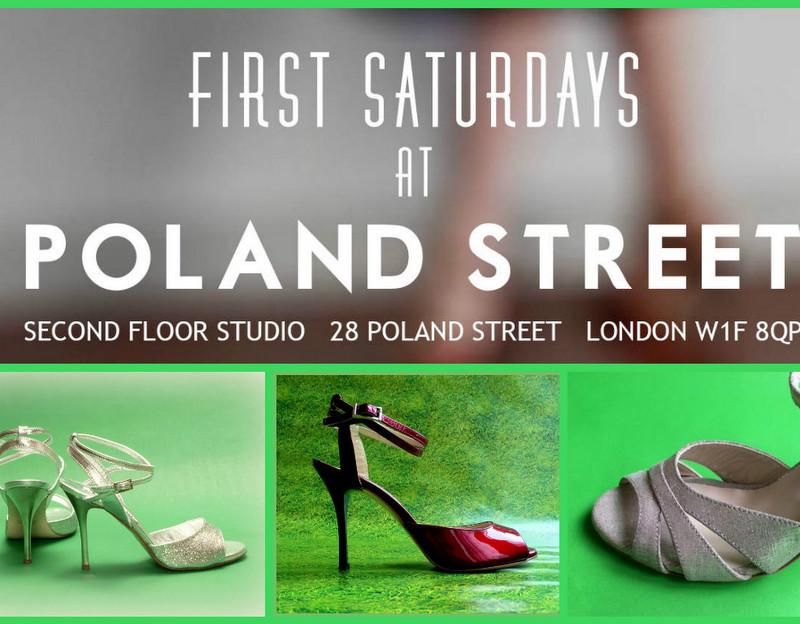 First Saturdays at Poland Street 10th September 2016
