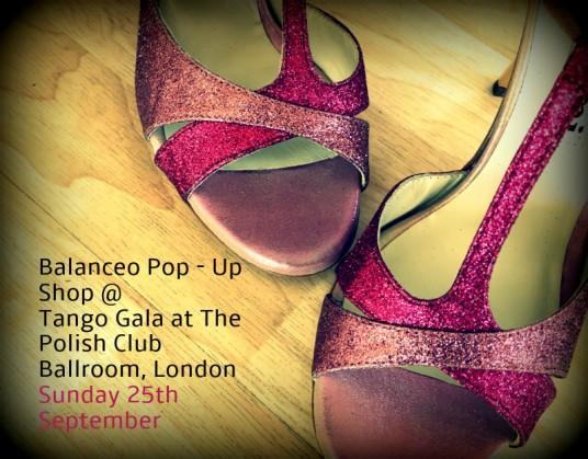 Balanceo @Tango Gala at The Polish Club Ballroom London SW7
