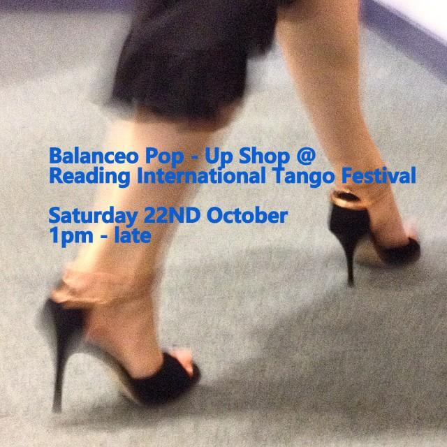 Balanceo @Reading International Tango Festival 2016