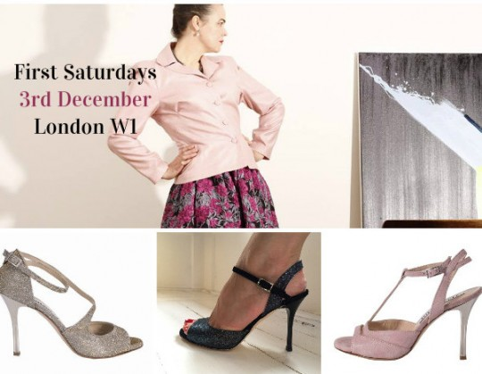 First Saturday Pop – Up Boutique London 3rd December 2016