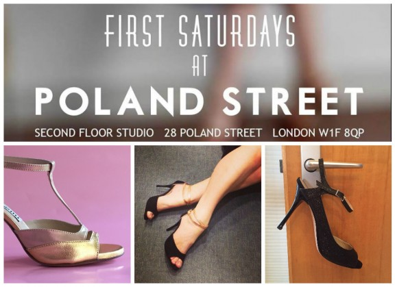 First Saturday in Poland St  – January Special !!!