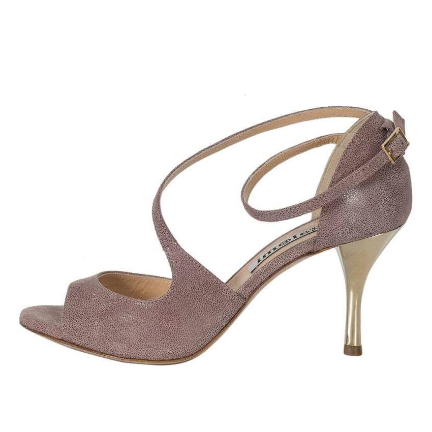Venus Cameo Pink Leather