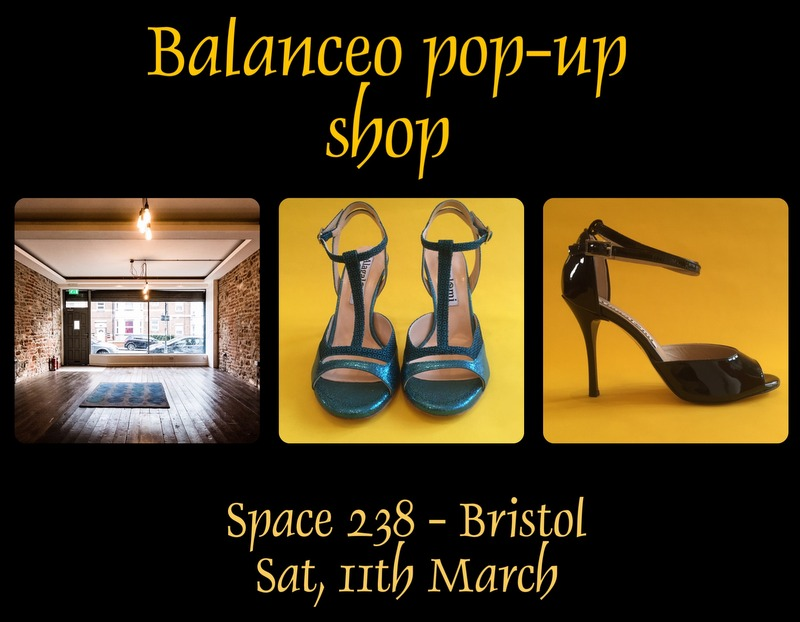 Balanceo Pop – Up Boutique  – Bristol, 11th March 2017