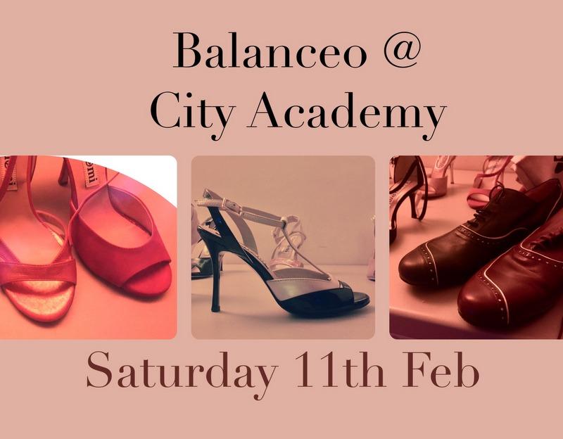 Balanceo @ City Academy London W1