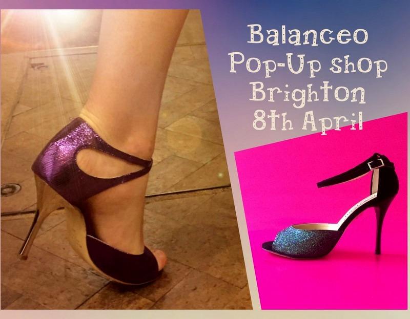 Balanceo Pop – Up Shop  – Brighton 8th April 2017
