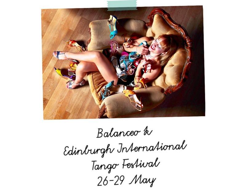 Balanceo Pop – Up Boutique Edinburgh International Tango Festival 26-29 May