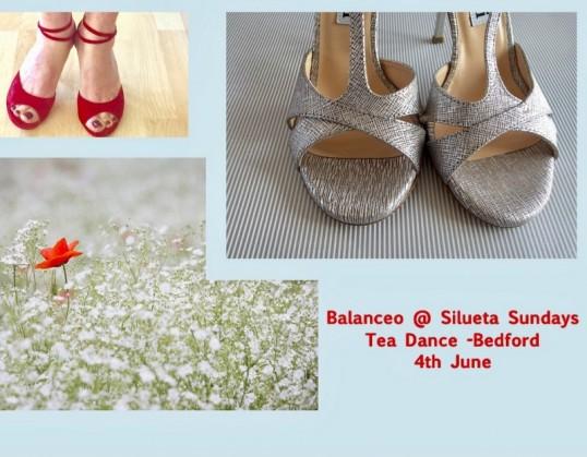 Balanceo Pop – Up Shop @ Silueta Sundays Tea Dance, Bedford