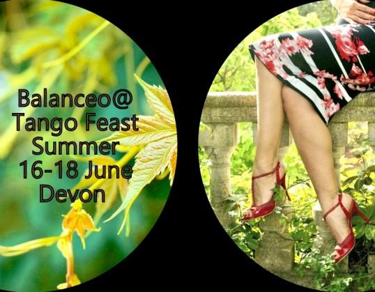 Balanceo Pop – Up Shop @ Tango Feast Summer 16-18 June, Devon
