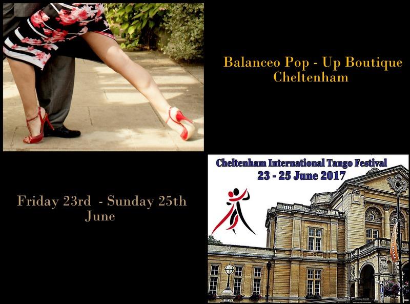 Balanceo Pop – Up Boutique  – Cheltenham 23 – 25 June