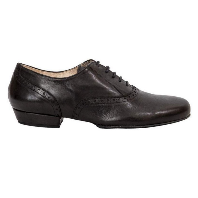 Classico Black Nappa Leather
