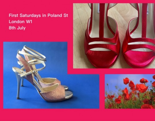 First Saturday Pop – Up Boutique London July 8th
