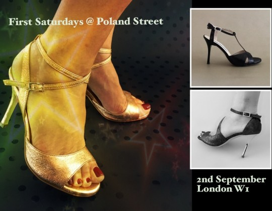 First Saturday Pop – Up Boutique London, 2nd September 2017