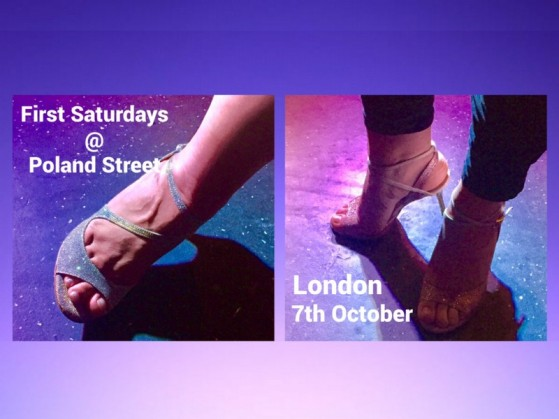 First Saturdays Pop – Up Boutique London 7th October