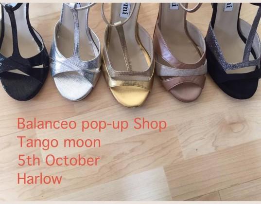Balanceo @ Tango Moon  – Harlow, Thursday 5th October