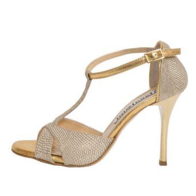 Mariposa Gold Goa Leather